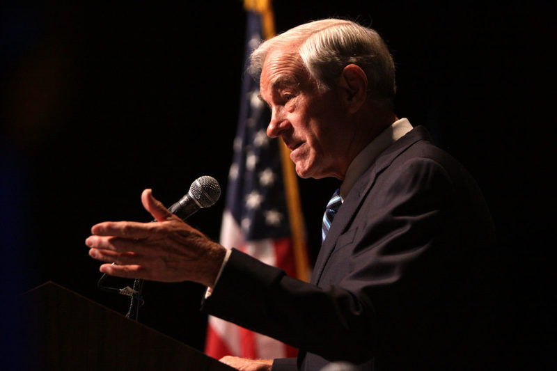 This Is The 'Biggest Bubble In The History Of Mankind And It's Going To Burst,' Ron Paul Says