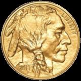 UNITED STATES MINT GOLD AMERICAN BUFFALO 1 OZ