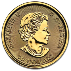 ROYAL CANADIAN MINT  GOLD GYRFALCON**