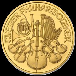 AUSTRIAN MINT GOLD PHILHARMONIC 1 OZ