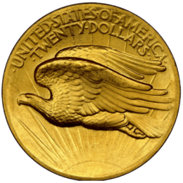 1933 ST. GAUDENS GOLD DOUBLE EAGLE