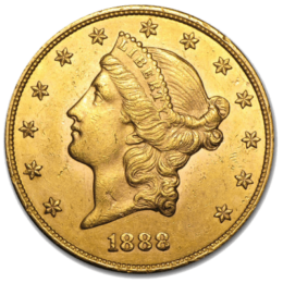 United States Mint Liberty Gold Double Eagle