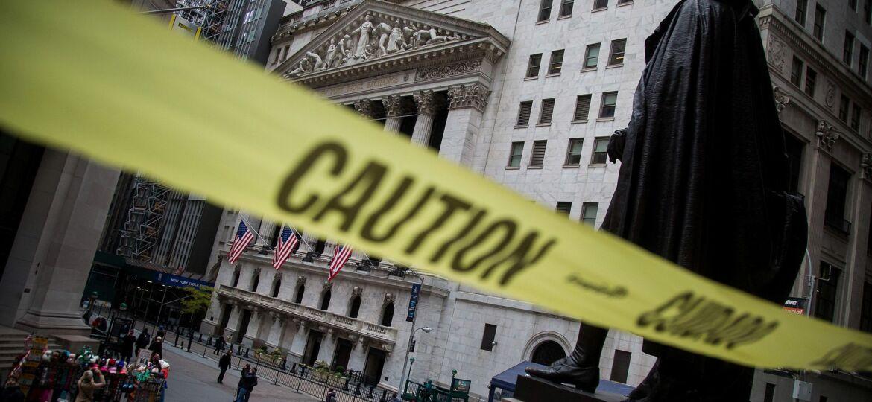 Dow Jones Recession Warning