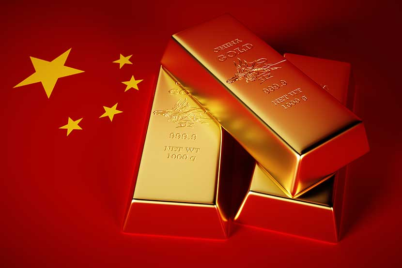 Gold Sheds 2% on signs of US-China trade thaw