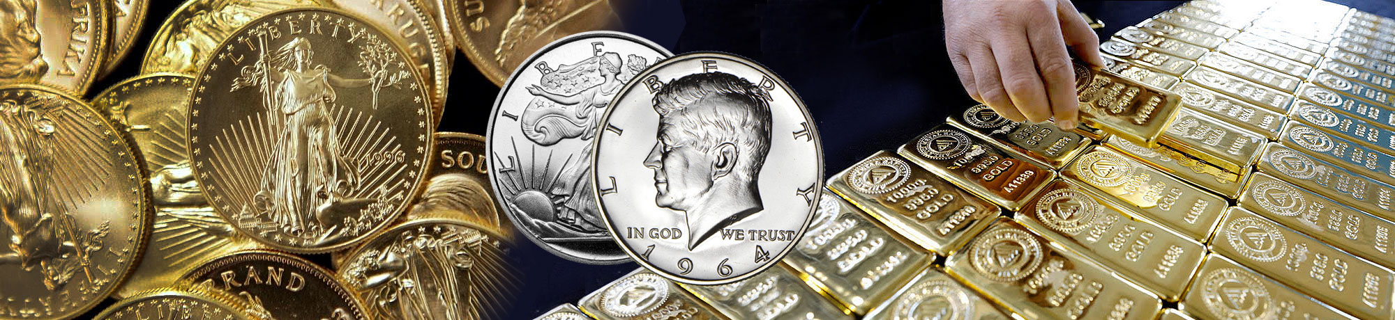 Precious Metals - Gold and Silver