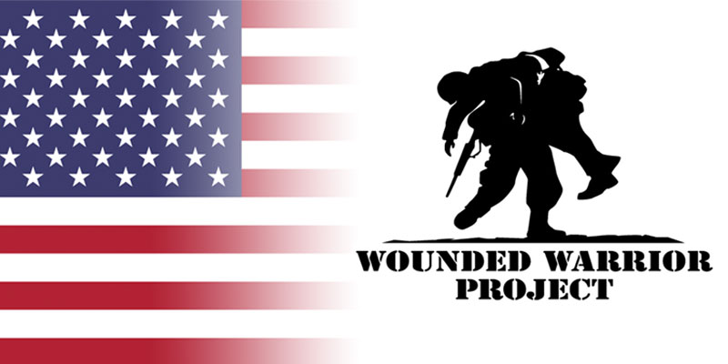 Priority Gold's Community Outreach - Donation to Wounded Warrior Project