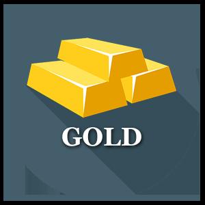 Precious metal - Gold ingot