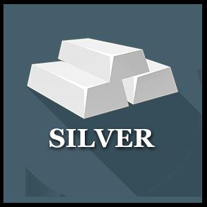 Precious metal - Silver ingot