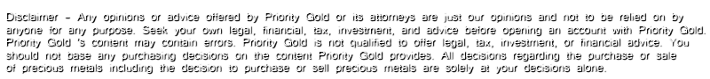 Precious Metals Purchasing Consultation