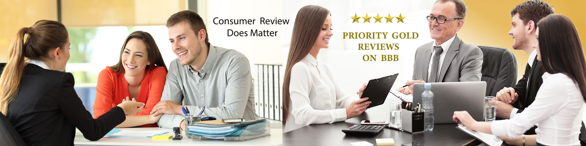 Priority Gold Reviews on Better Business Bureau
