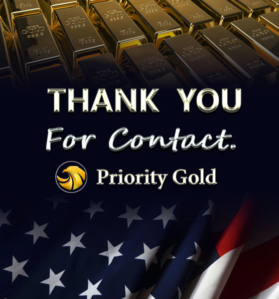 Thank you for your submission to Priority Gold