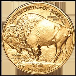 Gold coin - American Buffalo