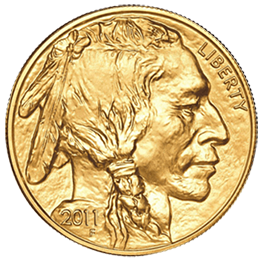 Gold coin - American Indian