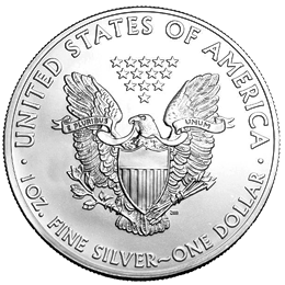 Silver coin - American Eagle