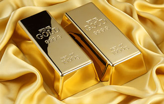 Pure fine Gold bars for investing
