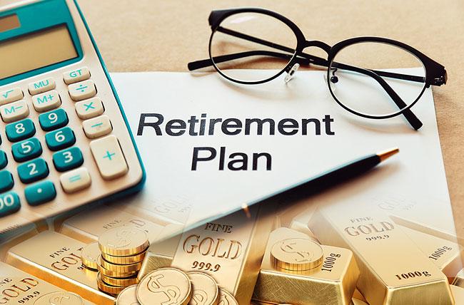 Retirement Planning - Priority Gold