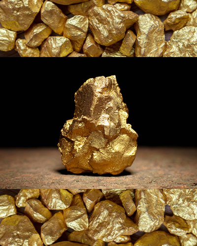 Top Five Little Known Gold Facts