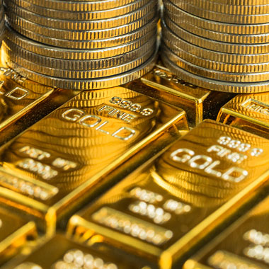 Real Investors Hold onto Gold