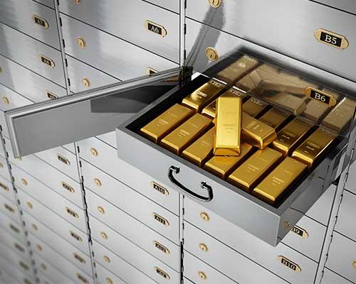 Free Gold Storage