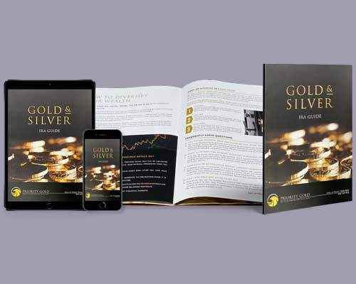 Priority Gold Brochure. Gold and Silver guide