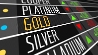 Gold Prices Shine Above the S&P 500